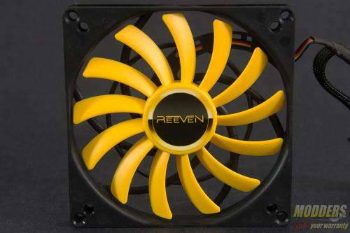 Reeven Brontes CPU Cooler Review: Reaching New Heights in Low-Profile Design 100mm, brontes, HTPC, Low profile, reeven, small form factor 9