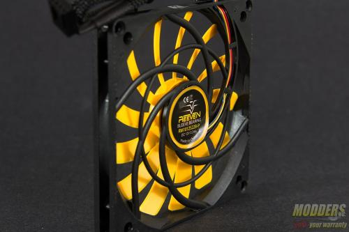 Reeven Brontes CPU Cooler Review: Reaching New Heights in Low-Profile Design 100mm, brontes, HTPC, Low profile, reeven, small form factor 10