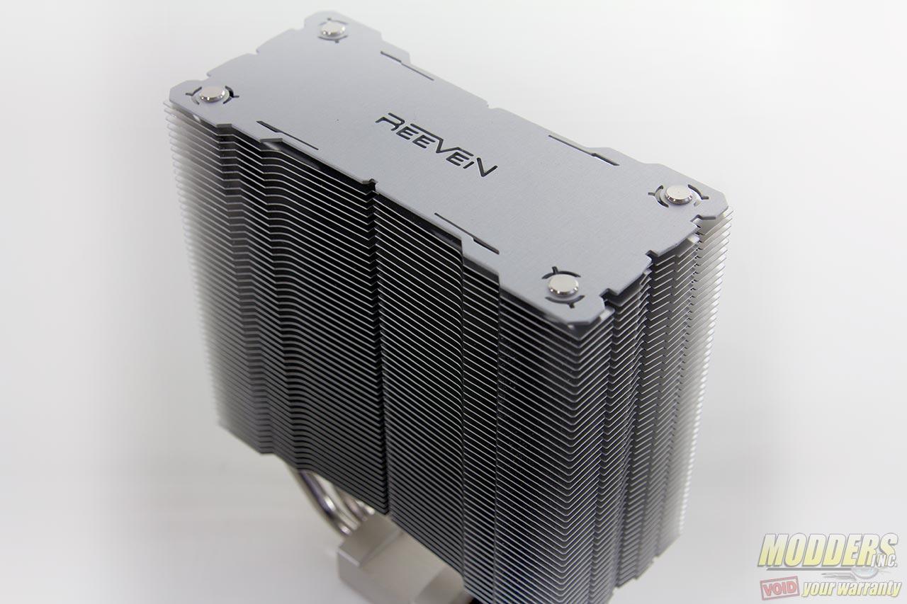 Reeven Hans CPU Cooler Review: High-End Quality, Mainstream Price 120mm, CPU Cooler, Fan, heatsink, reeven, Tower 1