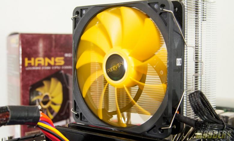 Photo of Reeven Hans CPU Cooler Review: High-End Quality, Mainstream Price