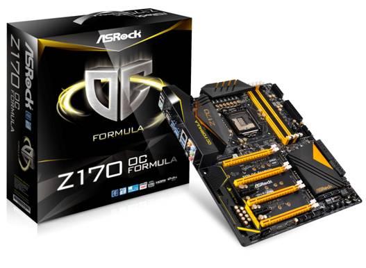 ASRock Z170 Motherboards Now Available ASRock, motherboards, z170 1