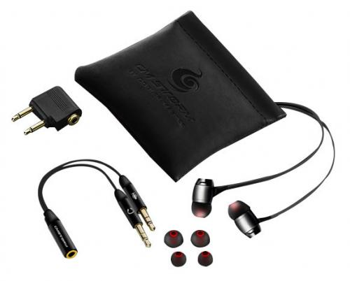 CM Storm Pitch Pro In-ear Gaming Headset Launched CM Storm, Gaming, Headset, pitch pro 2