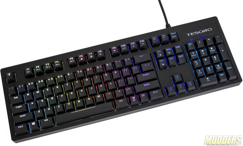 Photo of Tesoro Excalibur Spectrum Keyboard Review: Fun Fury of Fancy Fingering