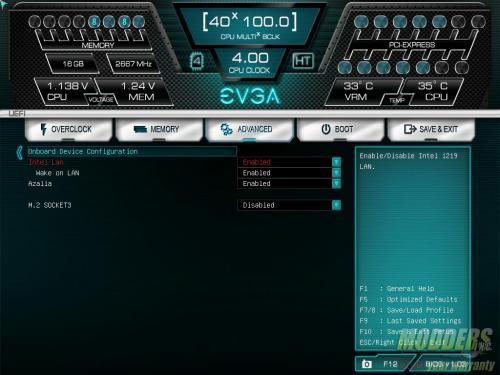 EVGA Z170 FTW Motherboard Review: An Overclocking Gambit ddr4, EVGA, ftw, Motherboard, skylake, z170 21