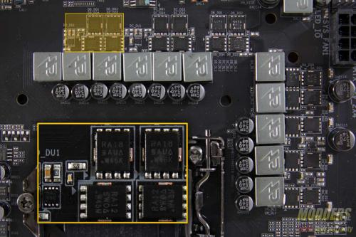 Vishay SiRA18DP and SiRA12DP TrenchFETs with ISL6625A drivers