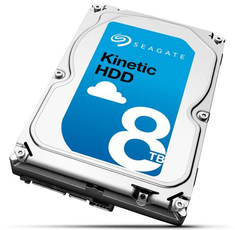 Photo of Seagate Delivers Industry's Broadest Portfolio of 8TB Hard Drives
