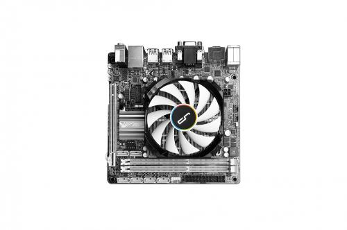 Cryorig Releases C7 47mm Tall Compact Cooler 47mm, compact, CPU Cooler, CRYORIG, itx