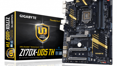 Photo of GIGABYTE Unveils the Z170X-UD5 TH World's First Intel® Thunderbolt™ 3 Certified