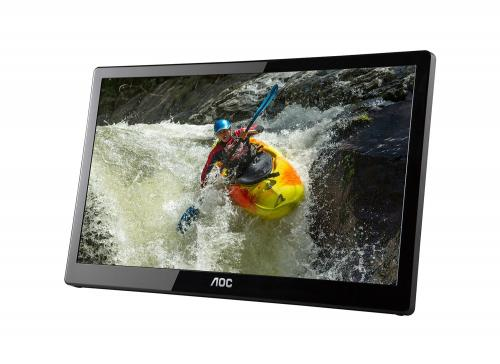 "16"" E1659FUWX-PRO 1080p USB Monitor from AoC Now Available display, E1659FUWX, E1659FUWX-PRO, modding, monitor, USB 3.0 1"