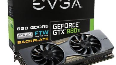 EVGA Unveils GTX 980Ti FTW ACX 2.0 Video Card gtx 980ti