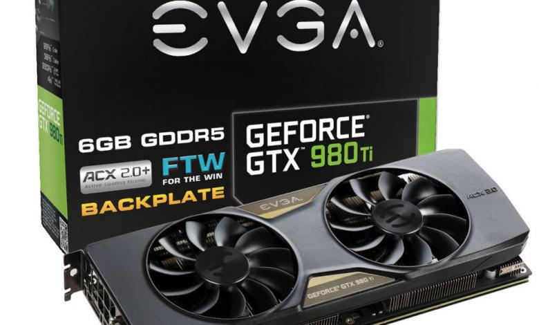 Photo of EVGA Unveils GTX 980Ti FTW ACX 2.0 Video Card