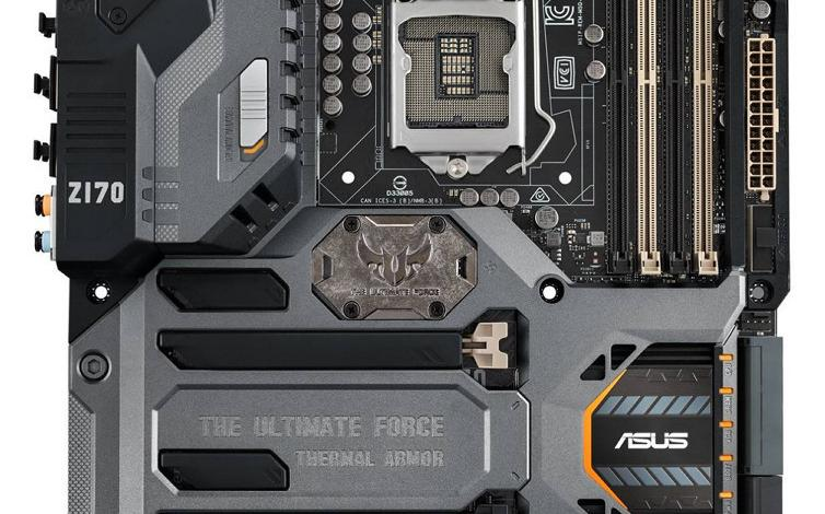 Photo of ASUS Launches TUF Sabretooth Z170 Mark 1 Motherboard