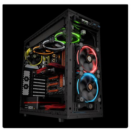 Thermaltake Riing RGB Fan Overview cooling, Fans, led, rgb, riing, Thermaltake 1