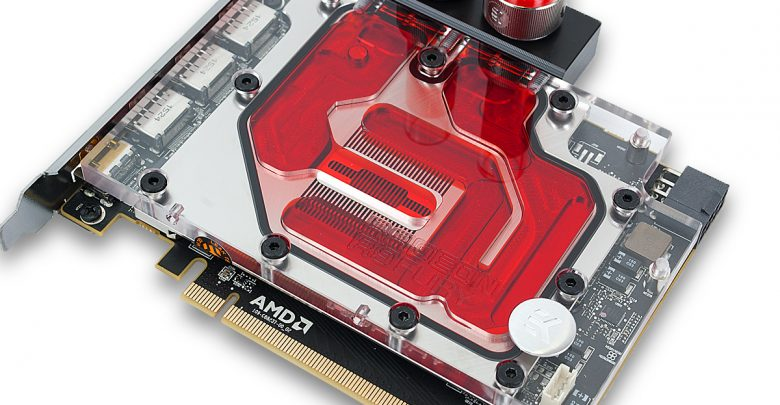 Photo of EKWB Releases R9 Nano Full-cover Waterblock