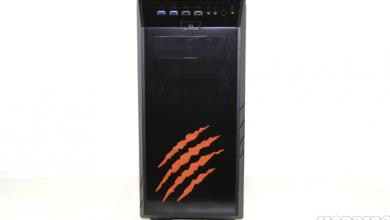 Rosewill WolfAlloy Case Review: Fear The Claw Mid Tower Case, Rosewill, Wolf Alloy 4