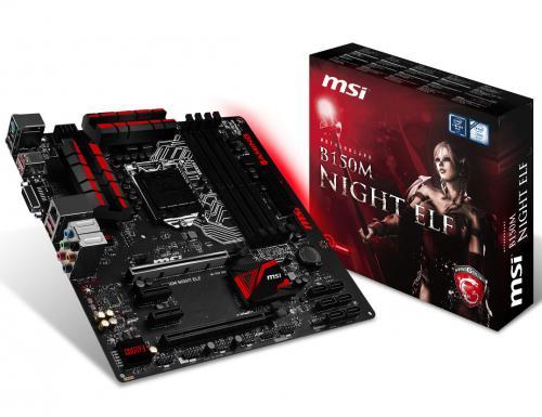 MSI Announces B150 and H170 Motherboards b150, budget, h170, lga1151, Motherboard, MSI, skylake 2