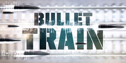bullettrrain