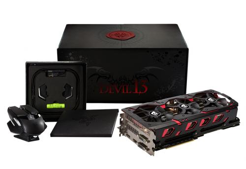 PowerColor Devil13 Rises from Hell Again with New Dual R9 390 Version devil13, Gaming, powercolor, r9 390, Video Card