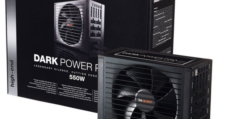 Photo of be quiet! Extends Dark Power Pro 11 Line to Include 550, 650 and 750 Watt Models