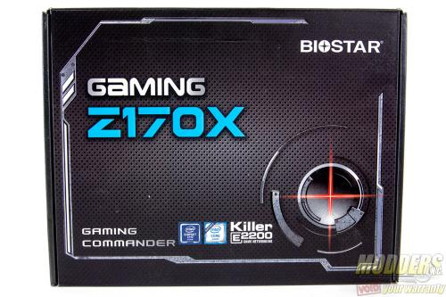 Biostar Z170X Gaming Commander Motherboard Review: A Measure of Control biostar, cmedia, commander, dual-nic, Gaming, Intel, killer, lga1151, realtek, skylake, z170x 1