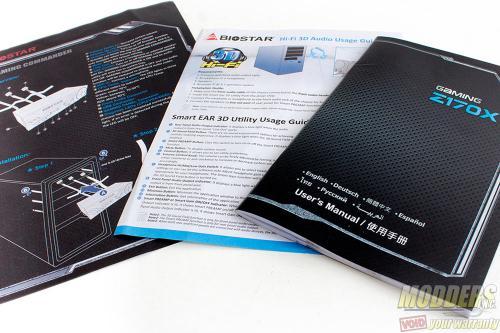 Biostar Z170X Gaming Commander Motherboard Review: A Measure of Control biostar, cmedia, commander, dual-nic, Gaming, Intel, killer, lga1151, realtek, skylake, z170x 3