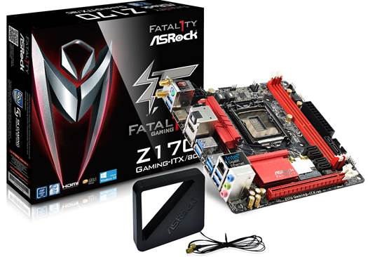 Photo of ASRock Announces 4K 60Hz Capable Z170 Gaming-ITX/AC Motherboard