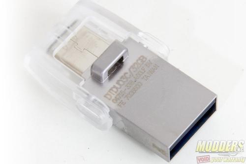 Kingston DataTraveler microDUO 3C USB 3.1 Drive Review: Compact Reversatility flash, Kingston, Storage, type-A, type-C, usb 3.1 3