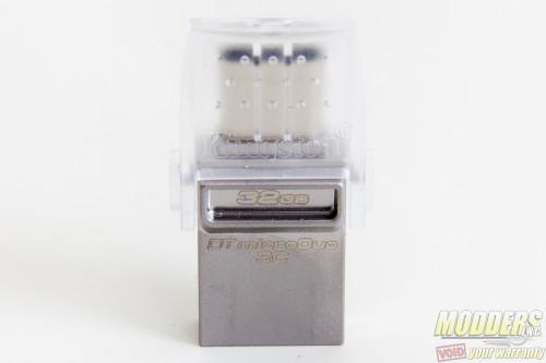 Kingston DataTraveler microDUO 3C USB 3.1 Drive Review: Compact Reversatility flash, Kingston, Storage, type-A, type-C, usb 3.1 4