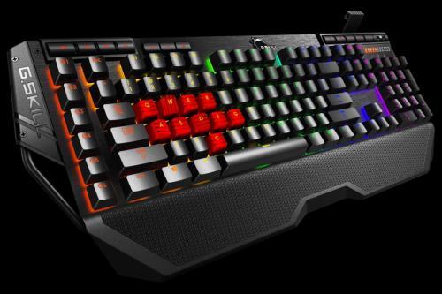 New G.SKILL KM780 Cherry RGB/MX-based Mechanical Keyboards Released cherry mx, cherry rgb, G.Skill, Keyboard, km780 4