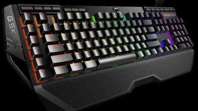 Photo of New G.SKILL KM780 Cherry RGB/MX-based Mechanical Keyboards Released