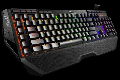 New G.SKILL KM780 Cherry RGB/MX-based Mechanical Keyboards Released cherry mx, cherry rgb, G.Skill, Keyboard, km780 6