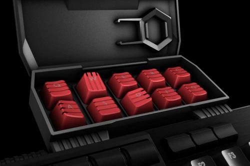 New G.SKILL KM780 Cherry RGB/MX-based Mechanical Keyboards Released cherry mx, cherry rgb, G.Skill, Keyboard, km780 2