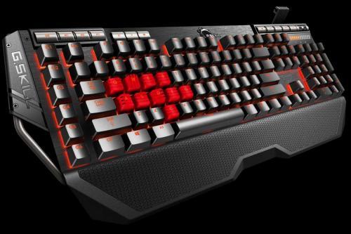 New G.SKILL KM780 Cherry RGB/MX-based Mechanical Keyboards Released cherry mx, cherry rgb, G.Skill, Keyboard, km780 1