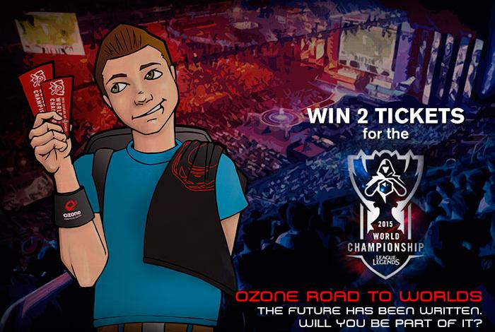 Photo of Ozone: Road to Worlds LCS World Championship Finals Giveaway