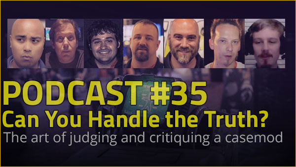 Photo of Modders-Inc Podcast #35 – Can You Handle the Truth?