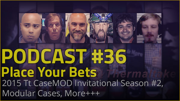 Photo of Podcast #36 – Place Your Bets