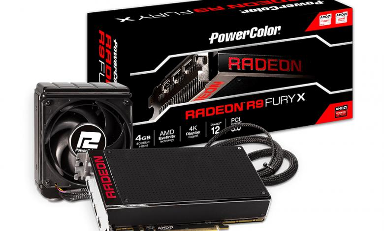 Photo of PowerColor R9 Nano Video Card Now Available