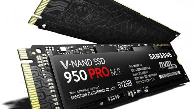 Samsung Announces 950 Pro M.2 NVMe SSDs with V-NAND m.2 34