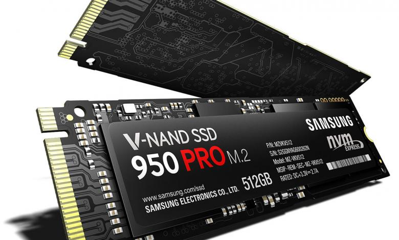 Photo of Samsung Announces 950 Pro M.2 NVMe SSDs with V-NAND