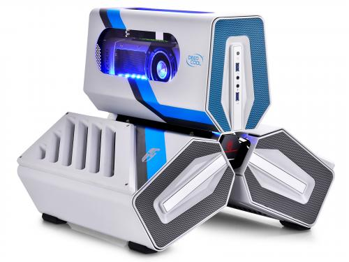 "Deepcool Tristellar S ""Bill Owen"" Limited Edition Available bill owen, Case, Mini-ITX, tristellar 1"