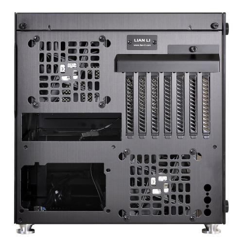 Lian Li PC-V33 A Small Footprint Cube Case With Room Inside aluminum, Case, Chassis, enclosure, Lian Li 4