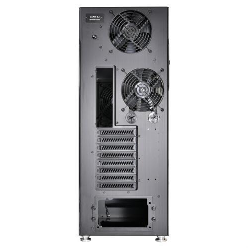 Lian Li Announces The PC-X510 Tower Chassis aluminum, Case, Lian Li, x510 5