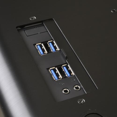 Lian Li Announces The PC-X510 Tower Chassis aluminum, Case, Lian Li, x510 13
