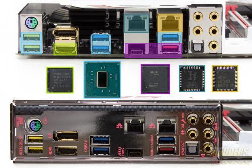 Gigabyte Z170X-Gaming 7 Review: Everything and Then Some creative soundcore 3d, Gaming, Gigabyte, i219v, killer e2400, led, m.2, overclock, usb 3.1 17