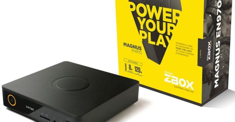 Photo of ZOTAC Unveils MAGNUS EN970 ZBOX Mini-PC