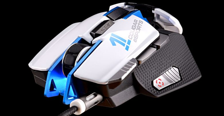 Photo of Cougar 700M eSports Gaming Mouse Launched