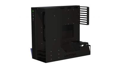 Photo of HYDRA Announces NR-01 Open Case Chassis + Bench