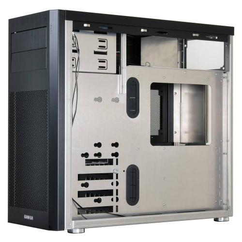 Lian Li PC-18 Mid Tower Chassis Now Available in the US aluminum, Case, Chassis, Lian Li, Mid Tower, pc-18 7