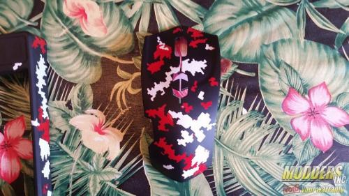 How to do a Digital Camo Paint Job camo, casemod, Keyboard, modding, mouse, paint, peripherals