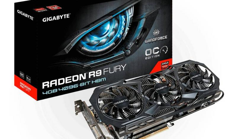 Photo of Gigabyte Rolls Out Radeon R9 Fury Windforce OC Video Card